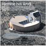 'At Home with Amdi' in Mexico — Danish media report